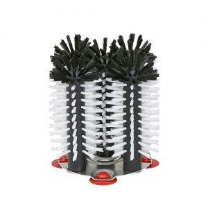 Brush head Set Aluminium Base 5