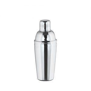 Cocktailshaker Polished 3-parts 0,7 liter