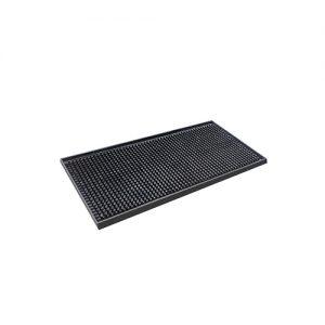 Bar Mat Rubber 15x30 cm