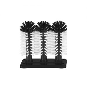 Brush Head Set Plastic Base 3 18cm
