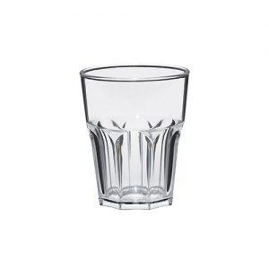 Glass Rox clear SAN 30 cl