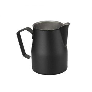 Milk Jug Stainless Black